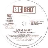 Piece Of My Heart - Tara Kemp