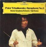 Sympony No. 5 - Tchaikovsky / Boston Symphony Orch., Seiji Ozawa