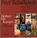 Sinfonie Nr.6 H-Moll Op.74 'Pathétique' - Tchaikovsky, Karajan, Berliner Philharmoniker