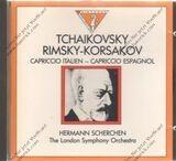 Capriccio italien / capriccio espagnol - Tchaikovsky / Rimsky-Korsakov