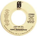 Can't We Try - Teddy Pendergrass