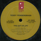 THIS GIFT OF LIFE - Teddy Pendergrass