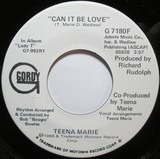 Can It Be Love - Teena Marie