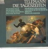 Die Tageszeiten - Telemann - W. Schäfer