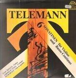 6 Sonaten für Violine und Basso Continuo - telemann