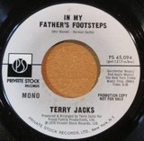 In My Father's Footsteps / Until You're Down - Terry Jacks