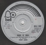 Rock'n'Roll (I Gave You The Best Years Of My Life) - Terry Jacks