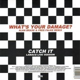 What's your damage? - Test Icicles