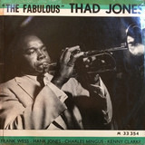 The Fabulous Thad Jones - Thad Jones