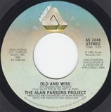 Old And Wise - The Alan Parsons Project