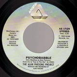 Psychobabble - The Alan Parsons Project