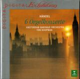 6 Orgelkonzerte - Händel