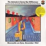 Newcastle-on-Tyne, December 1963 - The Animals & Sonny Boy Williamson
