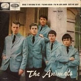 Bring It On Home To Me - The Animals