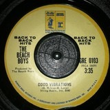 Good Vibrations / Heroes And Villains - The Beach Boys