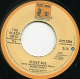 Peggy Sue - The Beach Boys