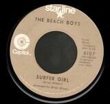 Surfer Girl / Little Deuce Coupe - The Beach Boys