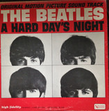 A Hard Day's Night (Original Motion Picture Sound Track) - The Beatles