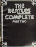 The Beatles Complete Part Two. Songbook - The Beatles