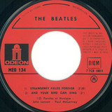 Strawberry Fields Forever / Penny Lane - The Beatles