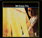 Explorations - The Bill Evans Trio