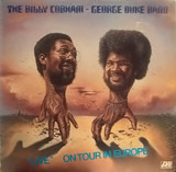 """Live"" On Tour In Europe - The Billy Cobham / George Duke Band"