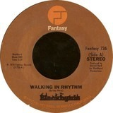Walking In Rhythm / The Baby - The Blackbyrds