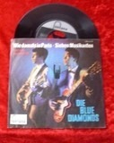 Wie Damals In Paris / Sieben Musikanten - The Blue Diamonds