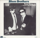 Soul Man / Excusez Moi Mon Cherie - The Blues Brothers