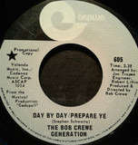 Day By Day / Prepare Ye - The Bob Crewe Generation