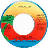 Clean Clean - The Buggles