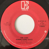 Gimme Some Slack - The Cars