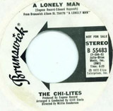 A Lonely Man - The Chi-Lites