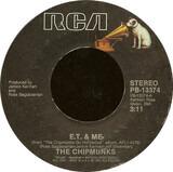 E.T. & Me / Tomorrow - The Chipmunks