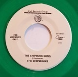 The Chipmunk Song / Frosty The Snowman - The Chipmunks