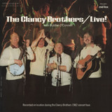 Live! - The Clancy Brothers With Robbie O'Connell