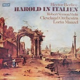Harold in Italy Op. 16 - Berlioz/ The Cleveland Orchestra, L. Maazel, R. Vernon