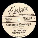 Concrete Cowboys / Cajun Stripper - The Concrete Cowboy Band