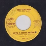 Save A Little Monkey - The Corsairs