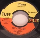 Stormy / It's Almost Sunday Morning - The Corsairs