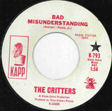 Bad Misunderstanding  / Forever Or No More - The Critters