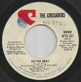 So Far Away - The Crusaders