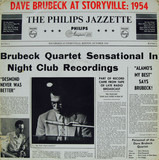 Dave Brubeck At Storyville:  1954 - The Dave Brubeck Quartet