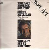 The Last Set At Newport - The Dave Brubeck Quartet