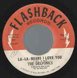 La-La Means I Love You / Can't Get Over Losing You - The Delfonics