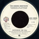 Dependin' On You / How Do The Fools Survive? - The Doobie Brothers