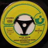 Hotel Room / Call Me A Liar - The Edgar Broughton Band