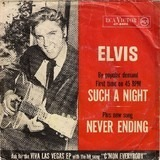 Such A Night - Elvis Presley With The Jordanaires