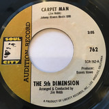 Carpet Man / Magic Garden - The Fifth Dimension