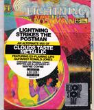 Lightning Strikes The Postman (An Alternate Mix Of Clouds Taste Metallic) - The Flaming Lips
